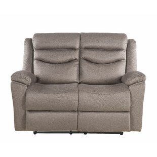 Itasca Reclining Loveseat by Ebern Designs