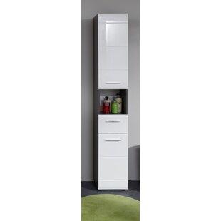 Mifley 30 X 182cm Tall Bathroom Cabinet By Mercury Row