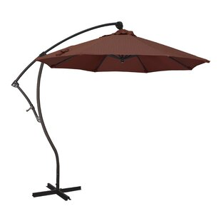 California Umbrella Bayside Series 9' Cantilever Umbrella