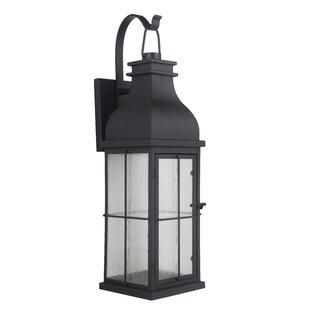 Purchase Wylie LED Outdoor Wall Lantern By Breakwater Bay