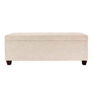 Lamanna Upholstered Storage Bench by Alcott Hill