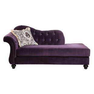 Rosdorf Park Borchert Chaise Lounge