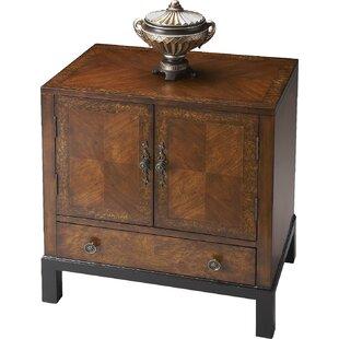 Astoria Grand Copley 1 Drawer 2 Door Accent Cabinet