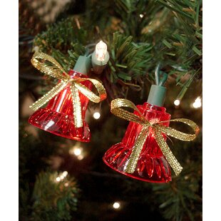 Northlight Seasonal Musical Bell Multi-Function Christmas 40 Light String Lights