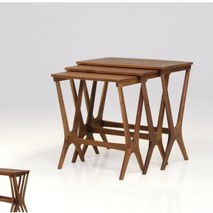 Alasan 3 Piece Nesting Tables by Foundry Select