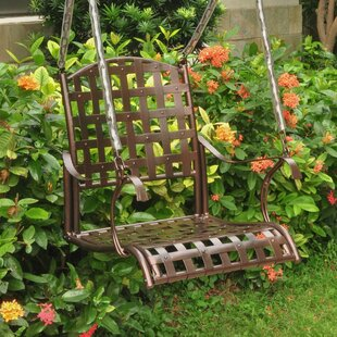 Schilling Porch Swing by Alcott Hill Herry Up