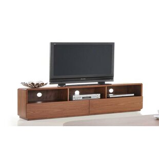Best Reviews Belafonte TV Stand for TVs up to 70 by Wade Logan Reviews (2019) & Buyer's Guide