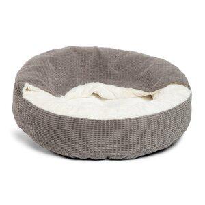 Cozy Cuddle Mason Dog Bed / Cat Bed