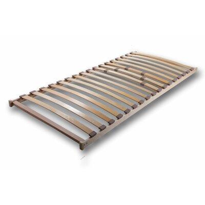 Lattenrost Eta  17 Federholzleisten  Kopfteile nicht verstellbar | Schlafzimmer > Lattenroste > Unverstellbare Lattenroste | Braun | Holz | Breckle