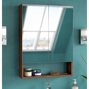Briceno Accent Mirror By Mercury Row