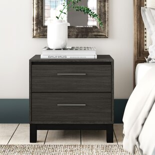Adam 2 Drawer Nightstand