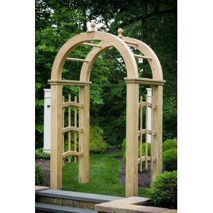 YardCraft Mt Vernon Wood Arbor