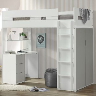 Aspatria Twin Loft Bed by Isabelle amp Max