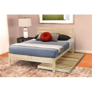 Georgia Platform Bed with Trundle by Millwood Pines