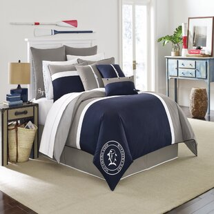 Starboard Reversible Comforter Set by Southern Tide