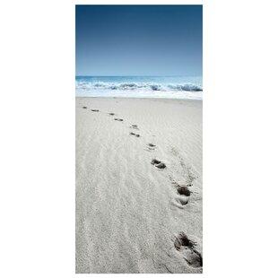 Spuren Im Sand Magnet Board By Beachcrest Home