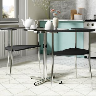 Tisha Dining Set With 2 Chairs By Metro Lane
