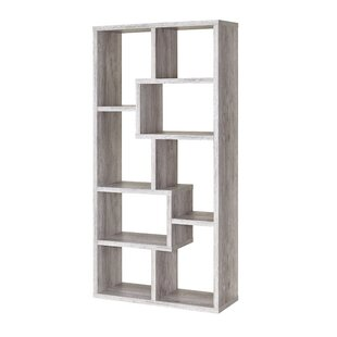 Harkless Geometric Bookcase