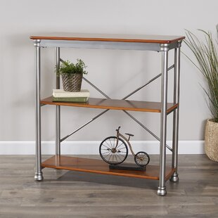 Red Barrel Studio Kibbe Etagere Bookcase