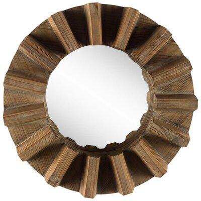 Foundry Select Bayou Sprocket I Accent Wall Mirror