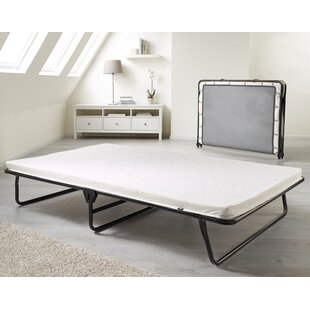 Saver Folding Bed with Airflow Fiber Mattress by Jay-Be