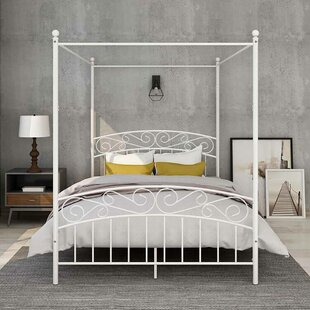 Mcdonough Canopy Bed