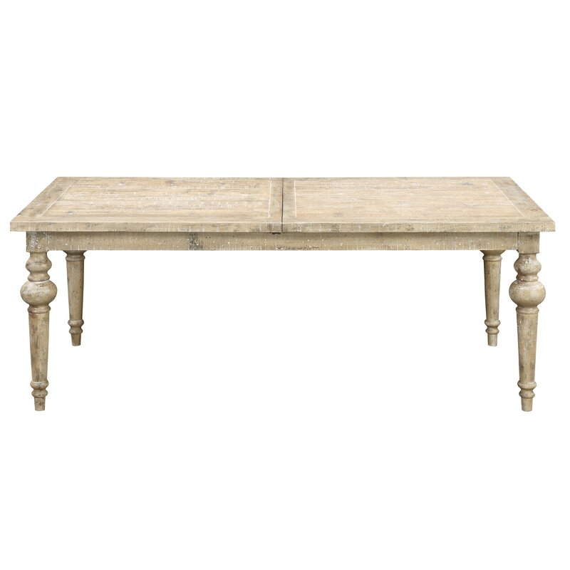 Montreal Butterfly Leaf Dining Table. French Country Furniture Finds. Because European country and French farmhouse style is easy to love. Rustic elegant charm is lovely indeed.