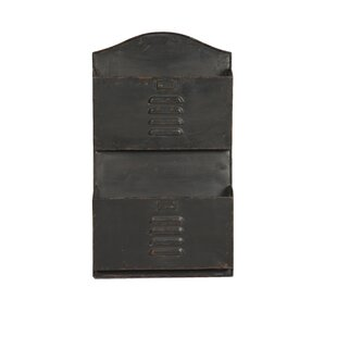Superior Wall Newspaper Holder By Brambly Cottage