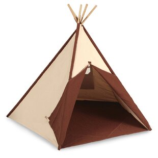 Online Reviews Authentic Play Teepee with Carrying Bag ByPacific Play Tents