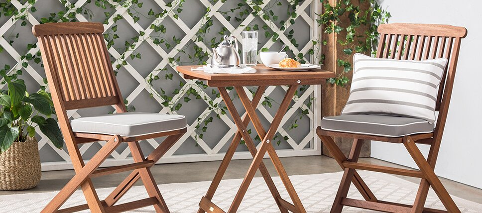 small space patio furniture - Small Space Patio Furniture