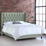 Elsa Upholstered Standard Bed byWayfair Custom Upholstery
