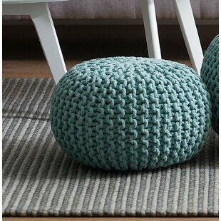 Conrad Pouf by Home Loft Concepts