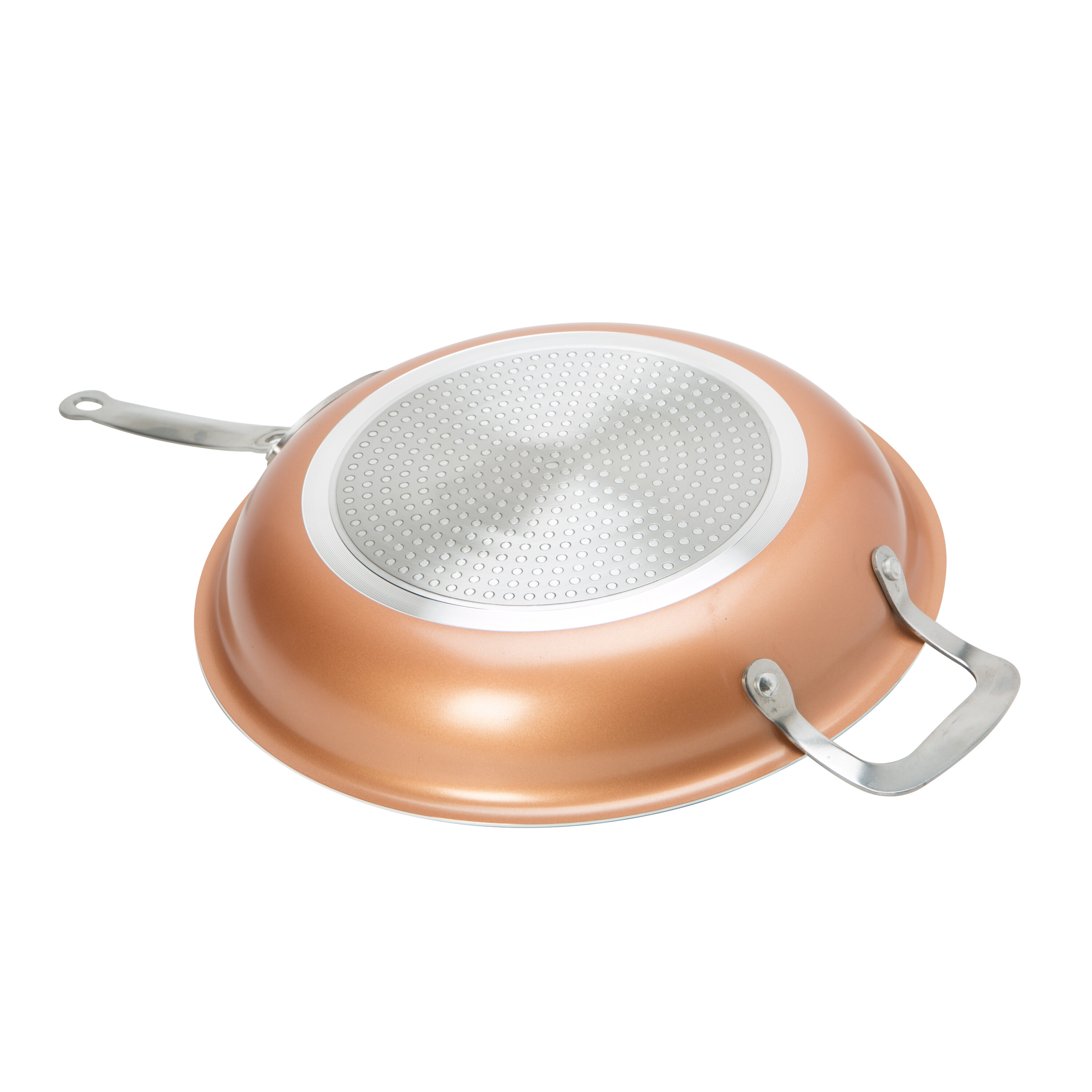 copper skillet cooking cook with your favorite pan in the kitchen