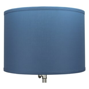 Best Reviews 14 Linen Drum Lamp Shade By Red Barrel Studio