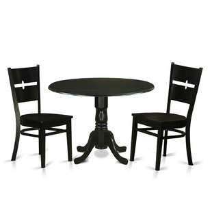 Dublin 3 Piece Dining Set