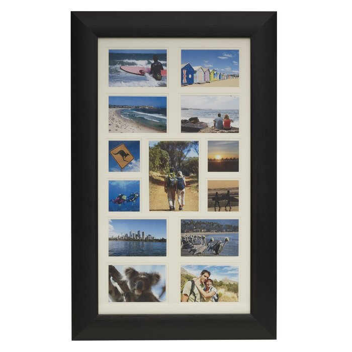Melannco 13-Opening Collage Picture Frame & Reviews | Wayfair.ca