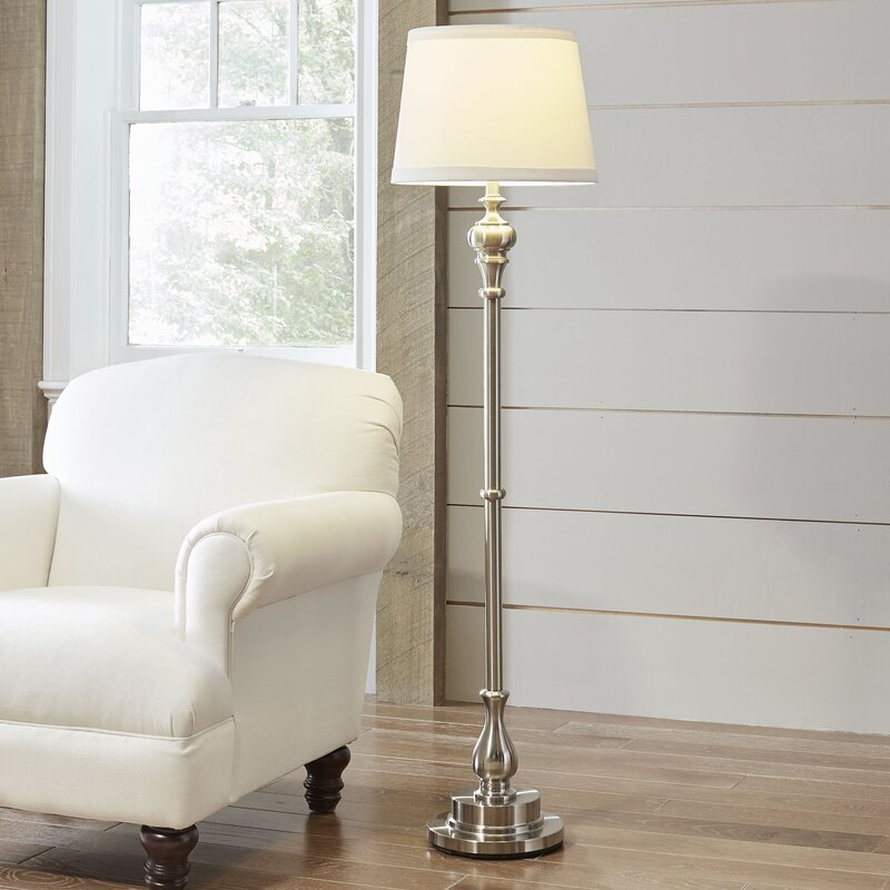 "Issa 59"" Traditional Floor Lamp"