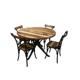 Pascoe 5 Piece Dining Set