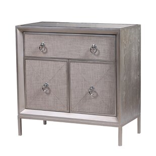 Alamak 2 Door Accent Cabinet by Rosdorf Park