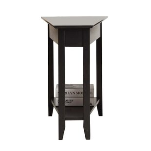 Andover Mills Randel Wedge End Table
