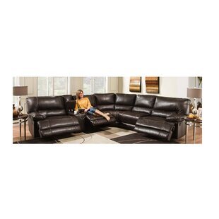 Price comparison Bane Reclining Sectional by Chelsea Home Furniture Reviews (2019) & Buyer's Guide