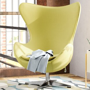 Fernanda Swivel Balloon Chair