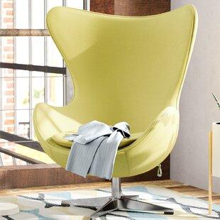 Fernanda Swivel Wingback Chair