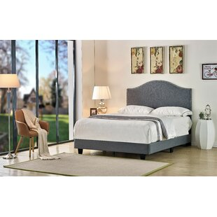 Silverton Upholstered Panel Bed by Charlton Home Read Reviews