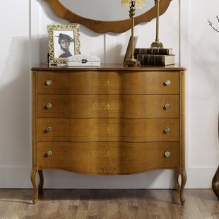Royce 4 Drawer Dresser