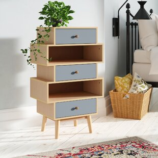 Dowling 3 Drawer Chest By Norden Home