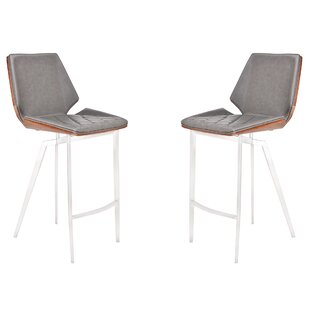 Daventry 26.8 Bar Stool (Set of 2) by Brayden Studio