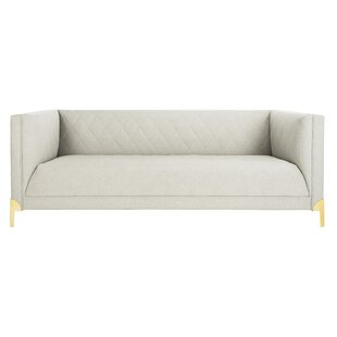 Kohen Diamond Trellis Sofa