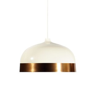Innermost Glaze 1-Light LED Pendant