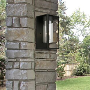 Polak 3-Light LED Outdoor Flush Mount